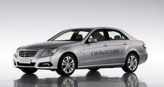 Mercedes E 300 BlueTEC HYBRID : Bonus haut de gamme