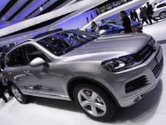 Volkswagen Touareg, l'hybride en vedette