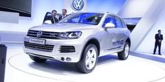 Salon de Genève en direct : Volkswagen Touareg