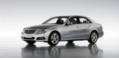 Mercedes Classe E hybride : Mercedes électrise le Classe E