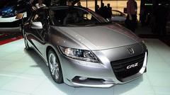 Honda CR-Z : les tarifs !