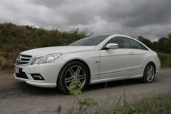 Essai Mercedes Classe E coupé : Elégance étoilée