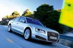 Essai Audi A8 4.2 TDI : Prête à tout