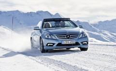 Essai Mercedes Classe E cabriolet 220 CDI : Cabriolet 4 saisons