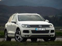 Essai Volkswagen Touareg II : à la diète !