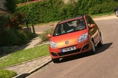 Renault Twingo 3 : En arrière toute