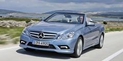 Essai Mercedes Classe E Cabriolet
