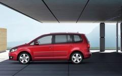 Volkswagen Touran : design retouché