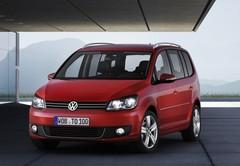 Volkswagen Touran restylage 2010 La gamme essence La gamme diesel : Seconde couche