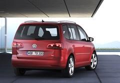 Salon Leipzig 2010 : Volkswagen Touran restylé