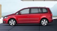 Nouveau Volkswagen Touran : le BlueMotion version essence