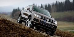 Essai Volkswagen Touareg II