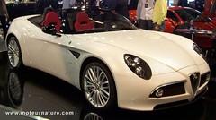 Top Marques à Monaco, du vert parmi les voitures d'exception