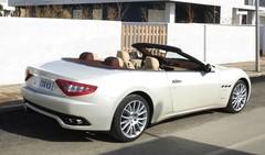 Essai Maserati GranCabrio : Epidermique