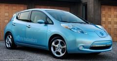 Le prix de la batterie de la Nissan Leaf
