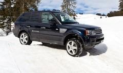 Essai Range Rover Sport Supercharged : Politiquement incorrect !