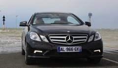 Essai Mercedes Classe E Coupé 350 CDI : haut standing