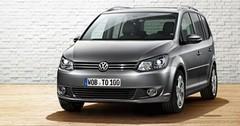 VW Touran BlueMotion 2011 : 4,6 l/100 km