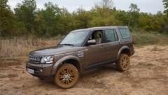 Le titre au Land Rover Discovery 4 : Election du 4X4 de l'année 2010
