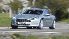 Essai Aston Martin Rapide : un nouvel envol