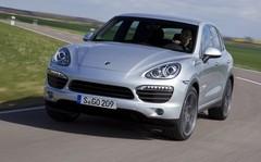 Essai Porsche Cayenne S : Plus Porsche, moins 4 x 4