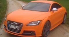 Essai Audi TTS 2010