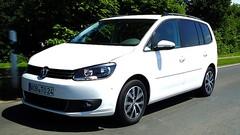 Essai Volkswagen Touran 1.2 TSI 105 ch : Cuisine germaine