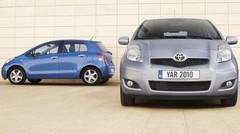 Toyota Yaris : une version hybride HSD en préparation