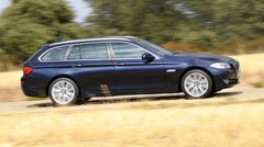 Essai BMW 520d Touring : Cargo première classe