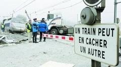 Sécurité routière : le premier radar de passage à niveau en service