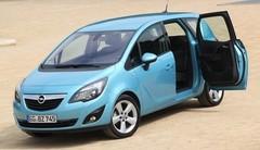 Essai Opel Meriva 2 2010 1.4 turbo 120 : Journée portes ouvertes