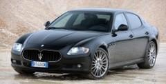 Maserati Quattroporte : Maserati annonce sa Quattroporte 2012