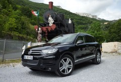 Essai Volkswagen Touareg : Il fait peau neuve
