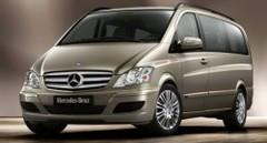 Mercedes Classe V : Nouveau Mercedes Vito et Viano