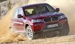 BMW X3 II : X3 + 9
