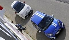 Essai Fiat 500 Abarth vs Renault Twingo R.S.Gordini : Graines de voyou