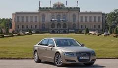 Essai Audi A8 L W12 : Le pouvoir du décimètre