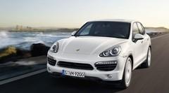 Essai Porsche Cayenne Hybride