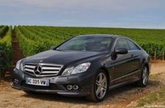 Essai Mercedes Classe E Coupé : coupé de Classe