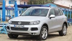 Essai Volkswagen Touareg 2 3.0 TDi 240 V6 4Motion : Prince du désert embourgeoisé