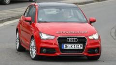 Premières photos de l'Audi S1