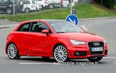 Audi S1 : En route pour Paris