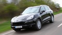 Essai Porsche Cayenne S Hybride : L'hybride pour vitrine