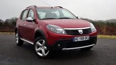 Contact : Dacia Sandero Stepway