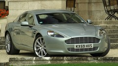 Essai Aston Martin Rapide : la quintessence de l'automobile