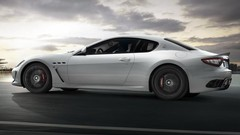 Maserati GranTurismo MC Stradale : Trident affûté