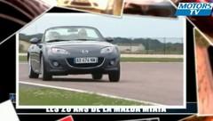 Essai Mazda Miata 1990-2010 : Mazda Miata, 1990 contre 2010