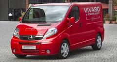 Opel Vivaro e-Concept : la recette de la Volt appliquée à un utilitaire