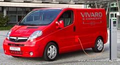 Opel Vivaro E-Concept, encore loin de la production