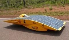 Le meilleur véhicule solaire français : Hélios au Mondial de l'Auto